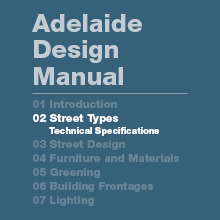 Street Type Technical Specifications