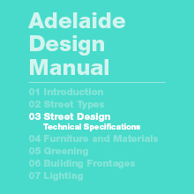 Street Design Technical Specifications