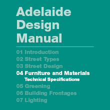 Furniture and Materials Technical Specifications