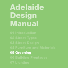 Greening Guidelines and Design Standards (18MB)