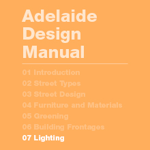 Lighting Guidelines and Design Standards (5MB)