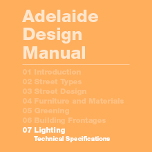 Lighting Technical Specifications