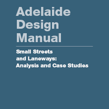 Small Streets and Laneways Analysis and Case Studies - 2014 (32MB)